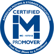 American Moving & Storage Association - Certified Promover