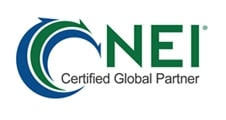 NEI Global Relocation Partner certificate