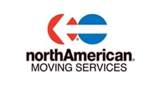 Northamerican Moving Services Partner certificate
