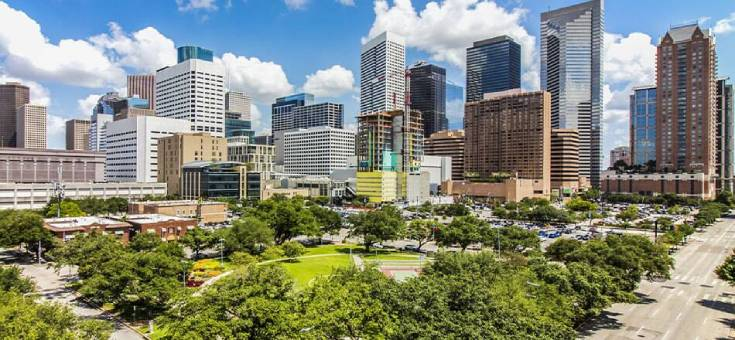 Moving to Houston in 2020 guide